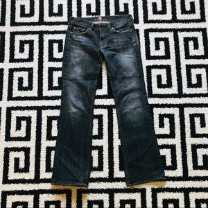 7 FAM Kimmie Bootcut Jeans